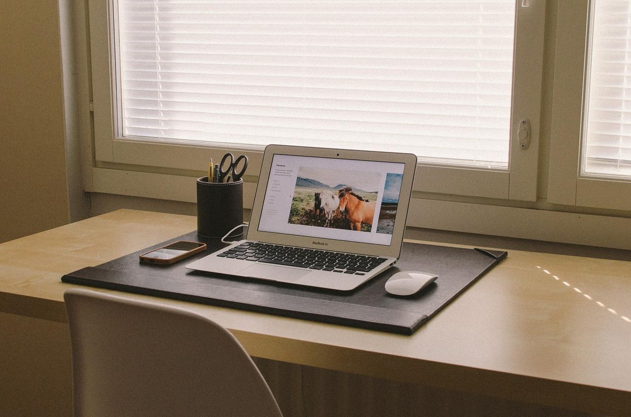 ergonomische thuiswerkplek